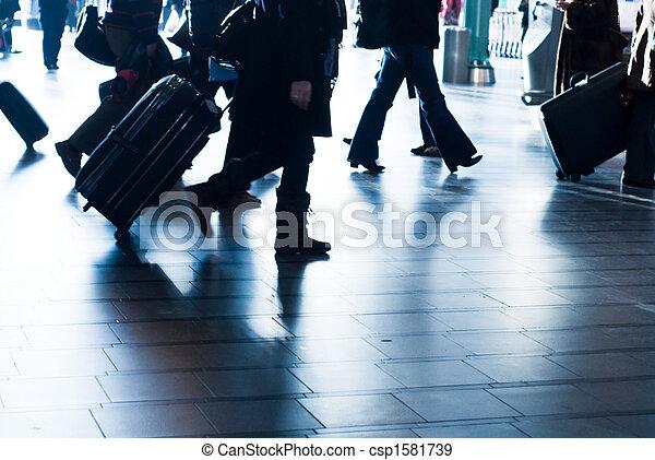 voyager, gens - csp1581739