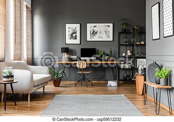 Vrai appartement espace bois photo o suivant fenêtre