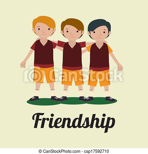vriendschap - csp17592710