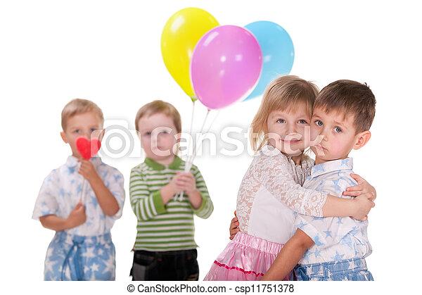 vroege jeugd, relaties - csp11751378
