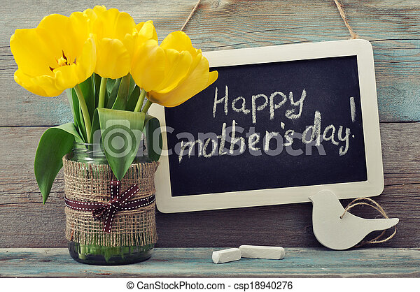 vrolijke , dag, moeder - csp18940276