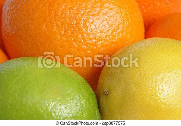 vruchten - csp0077575