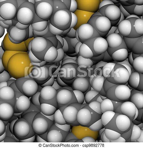vulcanized polyisoprene (vulcanized rubber)