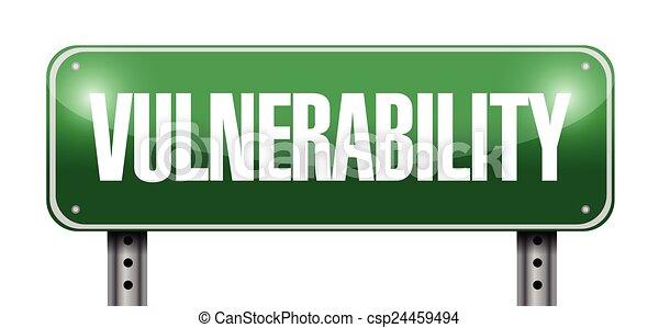 Señal de vulnerabilidad - csp24459494