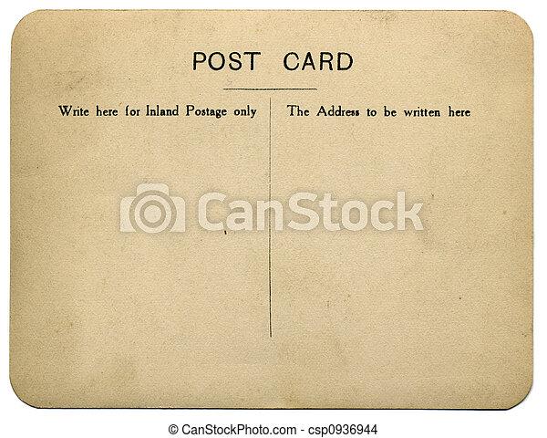 vykort, årgång - csp0936944