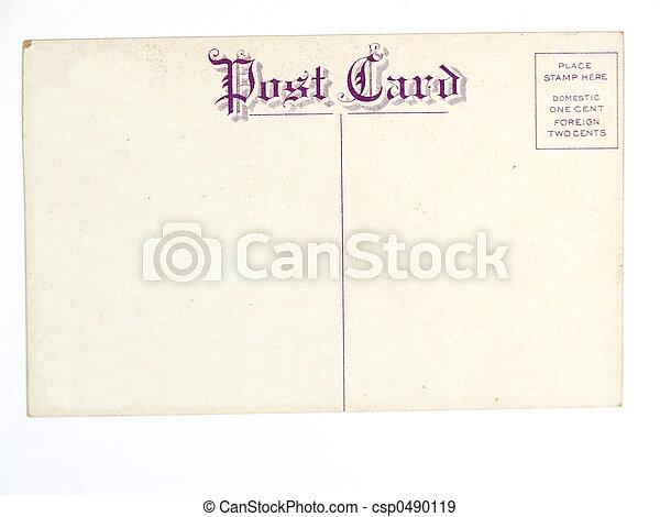 vykort, årgång - csp0490119