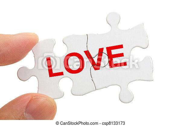vzkaz, láska - csp8133173