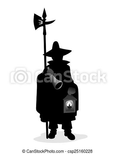 Nachtwächter Lemgo