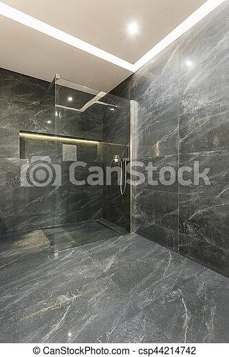 wände, badezimmer, grau