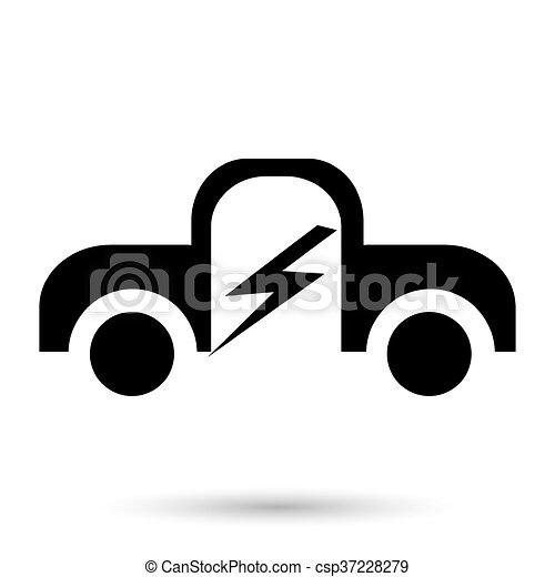 wóz, elektryczny - csp37228279