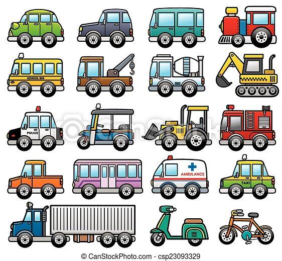 wóz - csp23093329