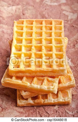 waffles - csp16446618