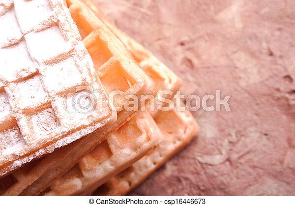 waffles - csp16446673