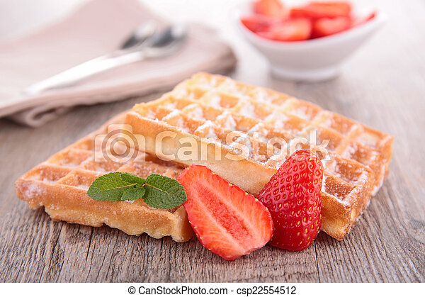 waffles - csp22554512
