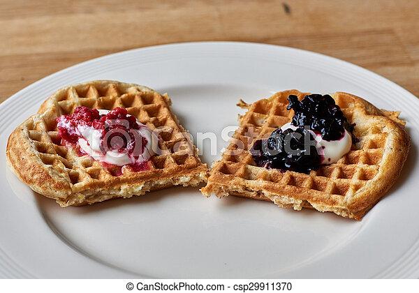 Waffles - csp29911370