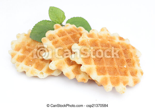 waffles - csp21370584