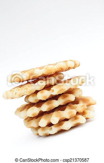 waffles - csp21370587