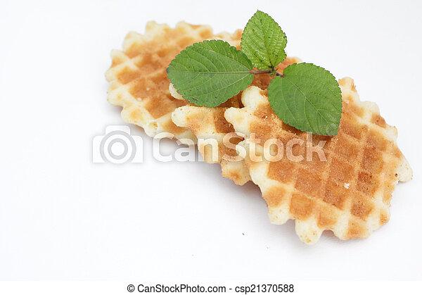 waffles - csp21370588
