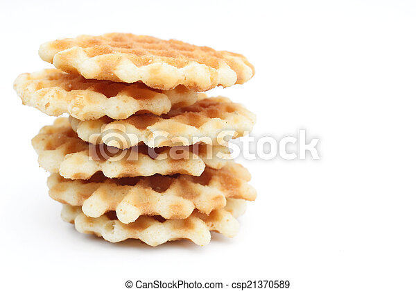 waffles - csp21370589