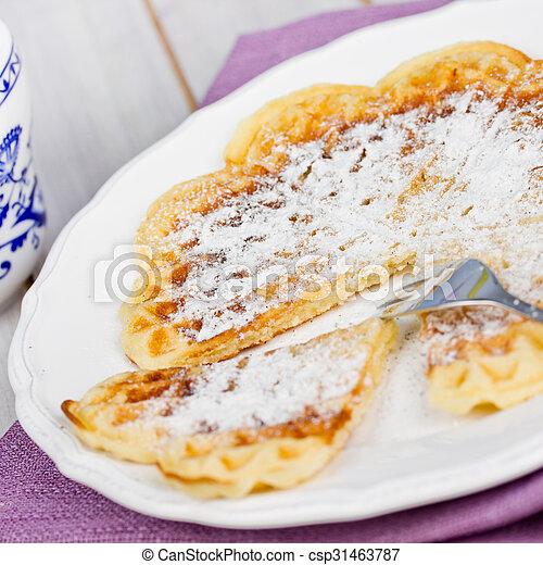 waffles - csp31463787