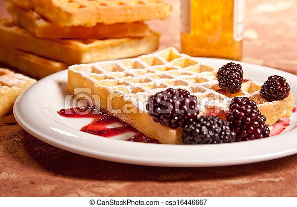waffles - csp16446667