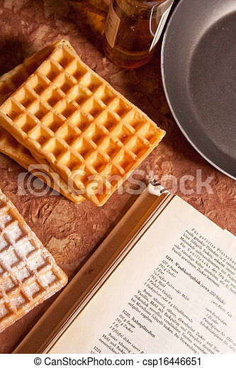 waffles - csp16446651