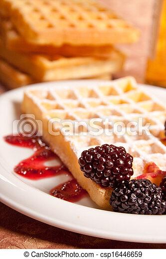 waffles - csp16446659