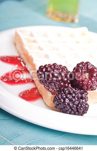 waffles - csp16446641