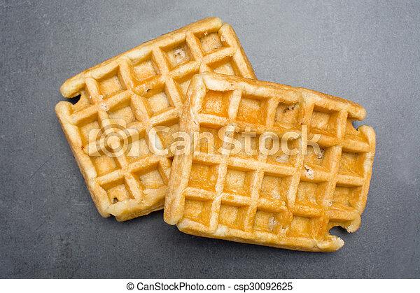 Waffles - csp30092625