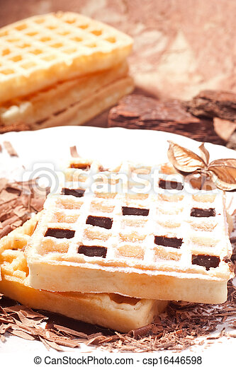 waffles - csp16446598