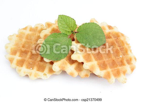 waffles - csp21370499