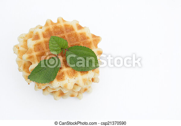 waffles - csp21370590