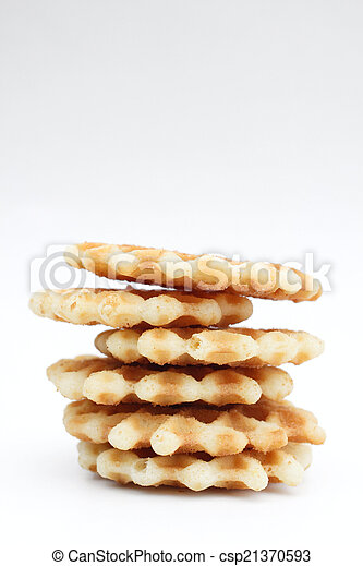 waffles - csp21370593