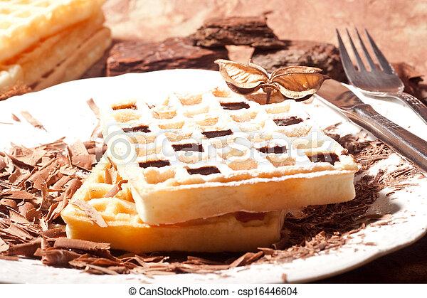 waffles - csp16446604