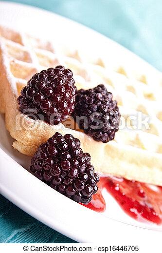 waffles - csp16446705