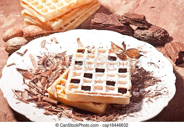 waffles - csp16446632