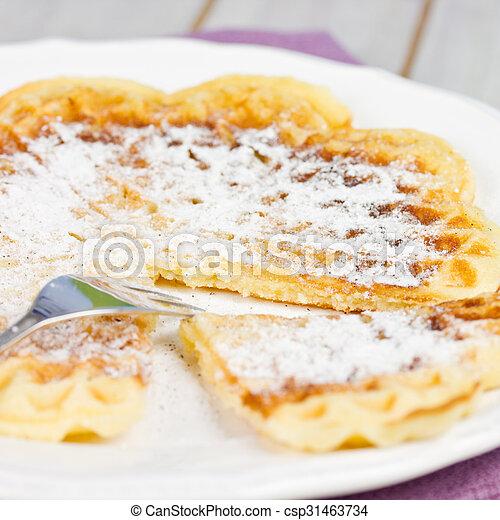 waffles - csp31463734