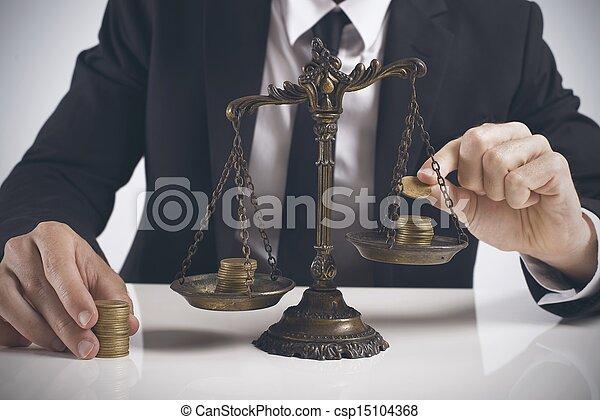 waga, zarobki - csp15104368