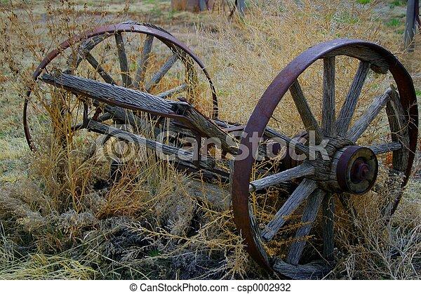 Wagon Wheel 3964 - csp0002932