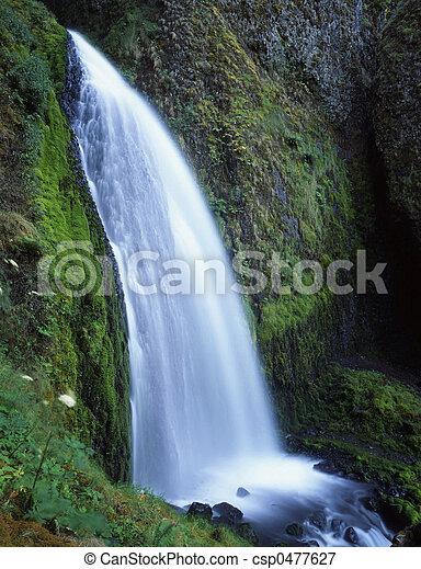 Wahkenna Falls - csp0477627