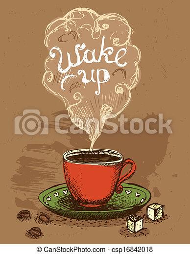 Coffee Mug Sketch