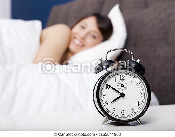 Wake-up - csp5841963