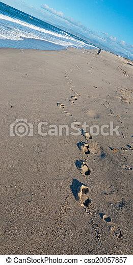 walk way to the fisherman - csp20057857