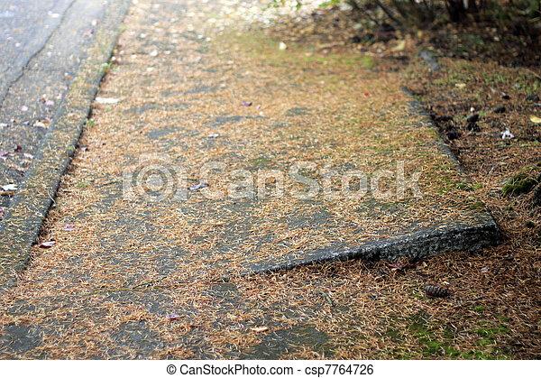 Walkway Safety - csp7764726