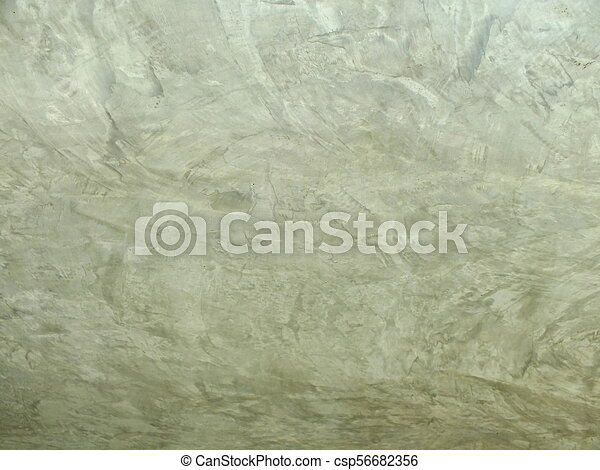 wall cement gray concrete background - csp56682356