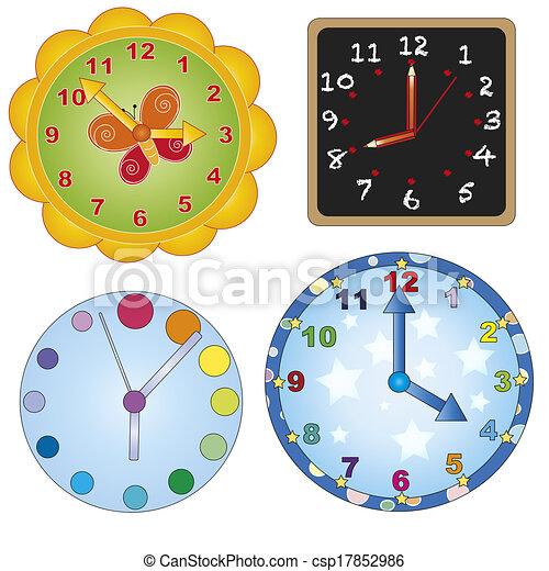 Wall Clock   Csp17852986