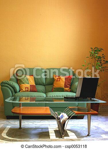 Wall Interior - csp0053118