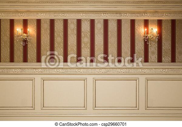 Wall Interior - csp29660701