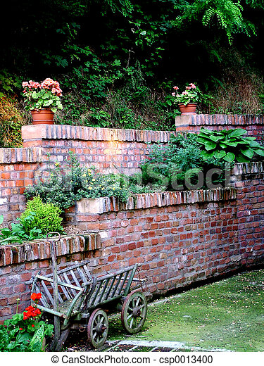 Wall outside - csp0013400