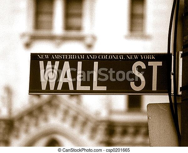 wall street - csp0201665